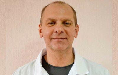 врач Ассинг Владимир Васильевич